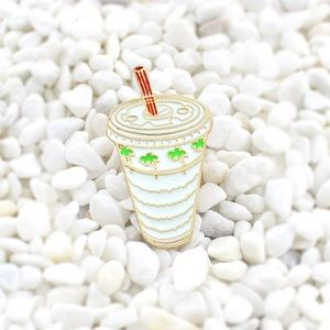 Jewelry - In N Out Cup Enamel Pin